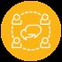 efektywne zarządzanie poszczególnymi pracownikami oraz zespołami dzięki bezpośredniej i szybkiej komunikacji tekstowej - koniec z przekrzykiwaniem i niejasnościami